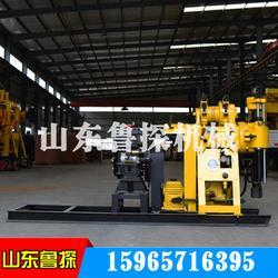 HZ-200Y液压岩芯取样钻机200米工程取样钻机图片