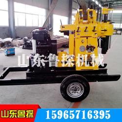 200米工程取样钻机XYX-200轮式液压岩芯取样钻机图片