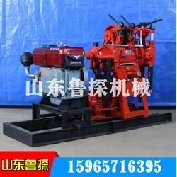 液压百米水井钻机XY-100地质工程岩心勘探钻机图片