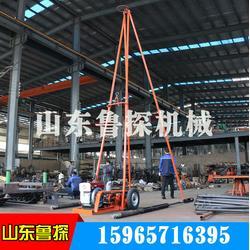 砂金矿勘探专业钻机SH30-2A型工程取样钻机易操作性能好图片