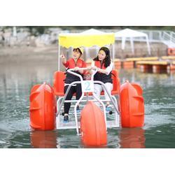 烟台脚踏船-烟台哪里买烟台水上自行车