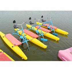 烟台水上游乐设备-山东优良的烟台水上自行车图片