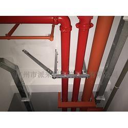 派来固装配式支吊架 机电抗震支架生产商 抗震支架图片