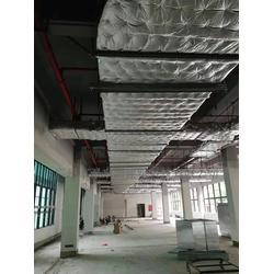 抗震支架的市場發展前景 機電抗震支吊架的應用