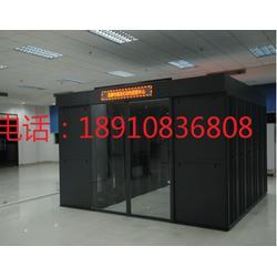 模块化数据中心 微模块机柜 系统冷通道 冷池热通道热池图片