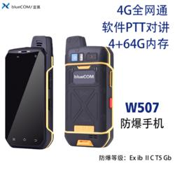 W507防爆手机图片