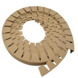 圆形纸护角-环绕型纸护角图片