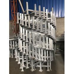 插管式堆垛架生产-鑫重仓储提供质量硬的插管式堆垛架图片