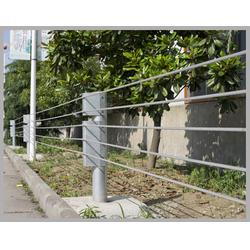 纜索護欄廠家-俊川科技-成都景區纜索護欄生產廠家圖片