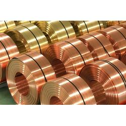 CuMg20高导铜合金耐磨冲压铜带图片