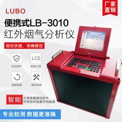 路博新品推荐LB-3010非分散红外烟气分析仪图片