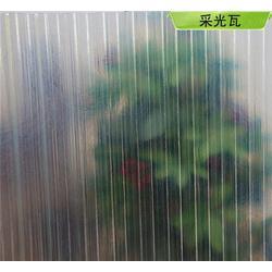 艾珀耐特玻璃钢瓦470型采光板图片