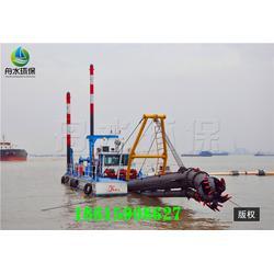 小型河道清淤船 绞吸式挖泥船 航道疏浚设备厂家直销图片