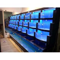 哪里可以定做海鲜鱼池哪里定制海鲜鱼池好哪里定做海鲜鱼池质量好图片