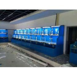 酒店商场定做海鲜鱼池酒店商场去哪里定做海鲜鱼池哪里可以定做海鲜鱼池图片