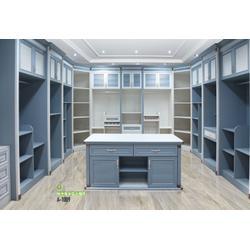 铝合金衣柜定制-怎么买合格的全铝衣柜呢图片