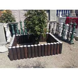 仿树皮树桩-高性价仿树皮树桩尽在地山秀美栏杆图片