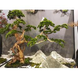 仿真大松树 迎客松 假树个性定做 厂家直销仿真大树 仿真绿植图片