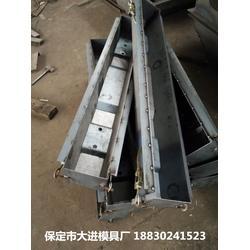 铁路轨枕模具-可定做的混凝土轨枕钢模具-任何型号图片