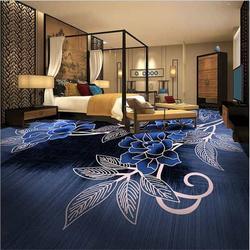 酒店走廊地毯供货商 宾馆走道过道地毯销售商图片