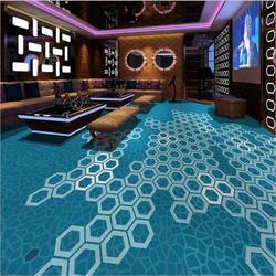 定做羊毛地毯 欧式客厅茶几卧室满铺地毯地垫图片