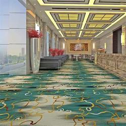 地毯供货 酒店地毯定制 华德地毯销售代理图片