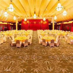 酒店防火阻燃地毯 满铺印花宾馆地毯图片