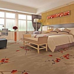 专业生产手工羊毛地毯 五星酒店别墅地毯图片
