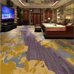 酒店会议室地毯订购宾馆接待厅地毯定制图片