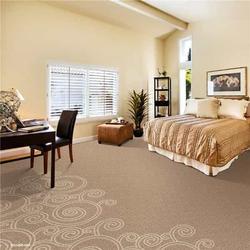 客厅地毯 现代简约家用 美少女动漫毛巾地毯图片