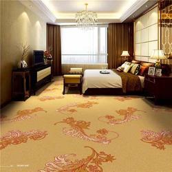 快捷酒店地毯 方块地毯销售厂家图片