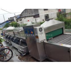 厂家按需定做散热器配件除油清洗烘干设备图片