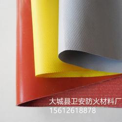 硅胶布-硅胶防火布图片