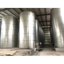 加工2000L304/316不锈钢搅拌储罐、高强度耐腐蚀不锈钢储罐图片