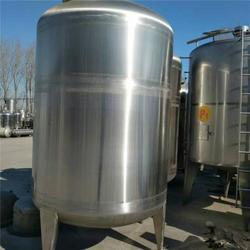 加工高强度耐腐蚀不锈钢储罐、304不锈钢化工液体存储罐 可定做图片