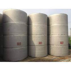 供应聚丙烯卧式储罐 pp储罐 定制不锈钢储罐图片