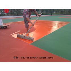 PVC标准篮球场专业施工厂家,质优价廉图片