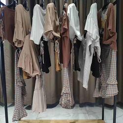 DFVC原创设计女装品牌折扣-尾货只有石井的全吗-走份的衣服好吗图片