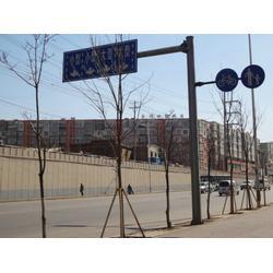 辽中交通标志杆-高性价交通标志杆市场图片