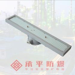 DGS18/127L矿用隔爆型LED巷道灯,18W长方形煤矿照明灯图片