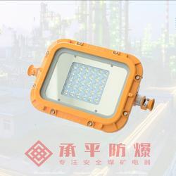 DGS50/127L 矿用隔爆型LED巷道灯,50W大方形LED巷道灯图片
