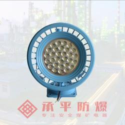 DGS100/127L 矿用LED巷道灯,100W大圆盘巷道照明灯图片