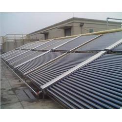 太阳能热水器-中气能源-平板太阳能热水器图片