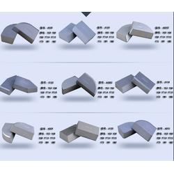 钻石键槽铣刀片焊接刀头YT14YT15YT5YW1YW2YG6YG8 E320A图片