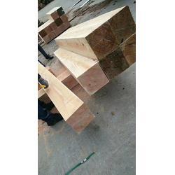 多片锯设备加工 沪中木材厂 花旗松直销商图片