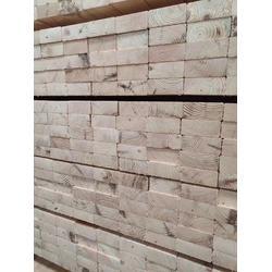 花旗松可定制各种规格 房建桥梁木方 商图片