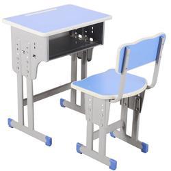 陜西學生桌椅報價-力薦陜西佰利隆工貿銷量好的教學家具圖片