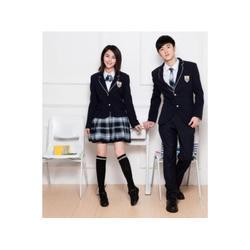 中学生冬季校服厂家-供应泉州实惠的小学生夏季校服图片