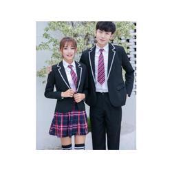 重庆中学生冬季校服加盟-物超所值的小学生夏季校服哪里买图片