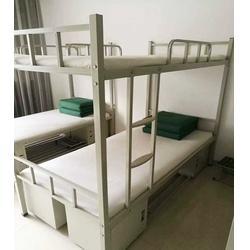 钢制铁床 部队专用双层铁床 铁床生产厂家图片